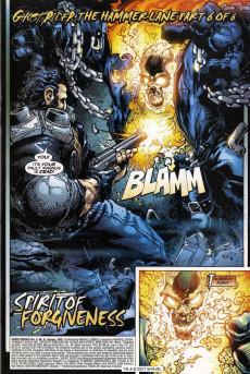 Extrait de Ghost Rider: The Hammer Lane (2001) -6- The hammer lane part 6 : spirits of forgiveness