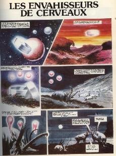 Extrait de Trigan -95- Duel avec la mort