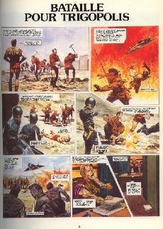 Extrait de Trigan -106- Bataille pour Trigopolis