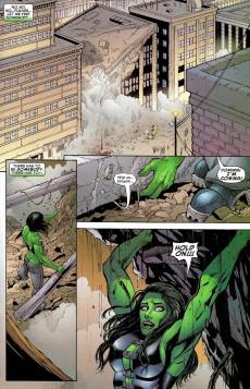 Extrait de She-Hulk (2005) -24- Jaded : episode 3