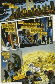 Extrait de Amazing Spider-Man (The) Vol.2 (Marvel comics - 1999) -17- Dust in the wind