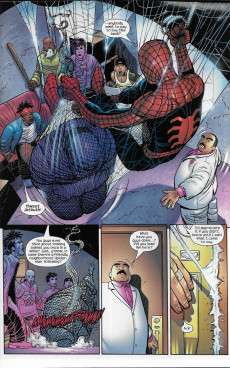 Extrait de Amazing Spider-Man (The) Vol.2 (Marvel comics - 1999) -55496- Unintended Consequences