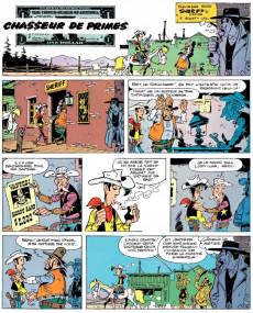 Extrait de Lucky Luke -39Or- Chasseur de primes