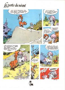 Extrait de Les centaures (Desberg/Seron) -1- La porte du néant