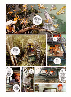 Extrait de Eco Warriors -1- Orang-utan - 1
