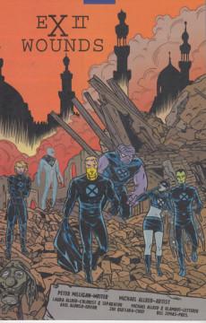 Extrait de X-Force Vol.1 (Marvel comics - 1991) -116- Exit wounds