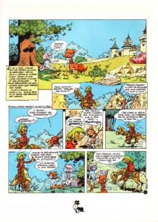 Extrait de Les centaures (Desberg/Seron) -3- L'odyssée