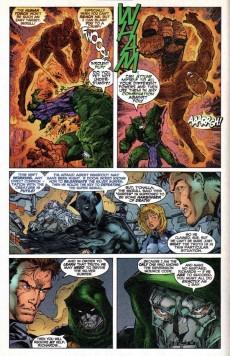 Extrait de Fantastic Four (1996) -6- Retribution