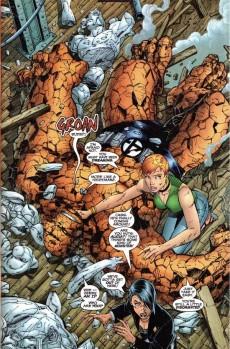 Extrait de Fantastic Four (1996) -3- Revelations