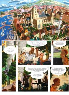 Extrait de Gargouilles -6- Le Livre des Mages