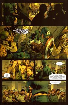 Extrait de Ultimates (Marvel Deluxe) -2- Secret d'État