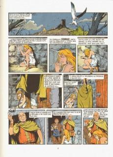 Extrait de Cranach de Morganloup -2- La pierre bleue de Naja