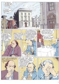 Extrait de La marquise des Lumières -4- Le glaive et la balance