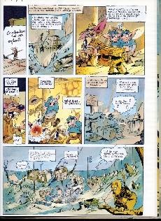 Extrait de Nelson et Trafalgar -5- Contes de poivrots et fables de Préfontaine