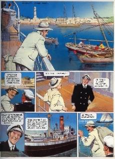 Extrait de Voyages en Amertume -1- La perle de Marka