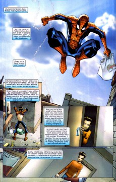 Extrait de Spectacular Spider-Man (The) (2003) -6- Countdown - part 1 of 5