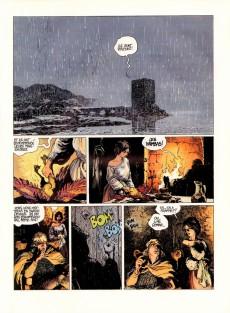 Extrait de Complainte des Landes perdues -3- Dame Gerfaut