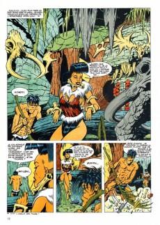 Extrait de Dinosaur Bop -2- La caverne des cœurs brisés