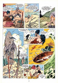 Extrait de Dinosaur Bop -3- Neanderthal Bikini