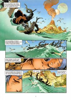 Extrait de Les naufragés d'Ythaq -7- La marque des Ythes