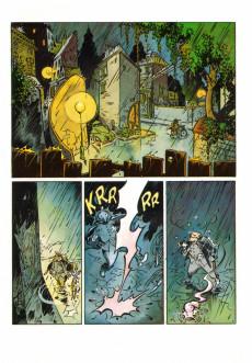 Extrait de Phil Korridor -1- La nuit des Fulgurs