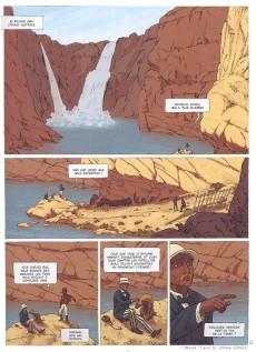 Extrait de Jules Verne - Voyages extraordinaires -5- Aventures de trois russes et de trois anglais dans l'afrique australe - Partie 1/2 - L'expédition