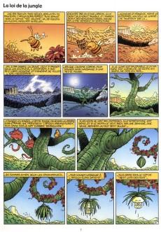 Extrait de Kegoyo & Klamédia -1- Excentrique fantasy