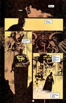 Extrait de Batman: Legends of the Dark Knight (1989) -54- Sanctum