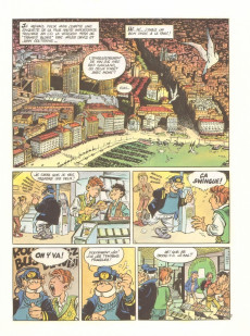 Extrait de Léo Loden -HS1- Meurtre à la FNAC
