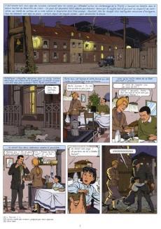 Extrait de Lefranc -20- Noël noir