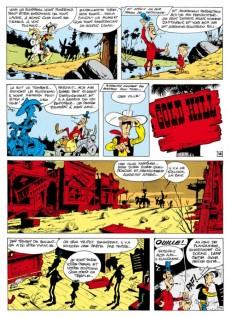 Extrait de Lucky Luke (Intégrale Dupuis/Dargaud) -9b09- Volume 9 - (1963-1964)