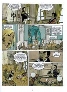 Extrait de Les fées noires -2- La tombe Issoire