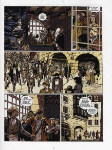 Extrait de Les fées noires -3- Notre-Dame de dessous la terre