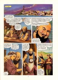 Extrait de Marada la louve (L'odyssée de) -2- Le sorcier des Abysses