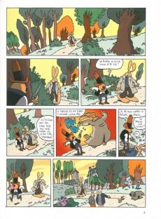 Extrait de Lapinot (Les formidables aventures de) -5- Pichenettes