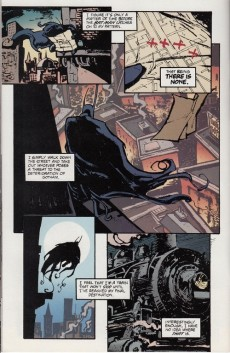 Extrait de Batman: Legends of the Dark Knight (1989) -74- Engines part 1