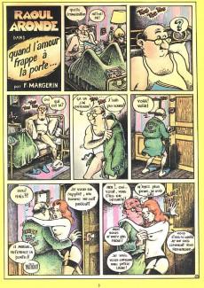 Extrait de Frank Margerin présente - Tome 1b1982/09