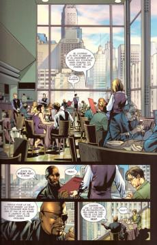 Extrait de Ultimates (Marvel Deluxe) -1a09- Super-soldat