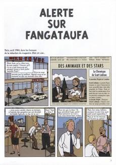 Extrait de Les aventures de Scott Leblanc -1- Alerte sur Fangataufa