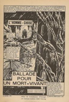 Extrait de L'inattendu (Arédit) -7- Ballade pour un mort-vivant