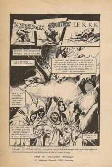 Extrait de L'inattendu (Arédit) -12- Pantherman contre le K.K.K.