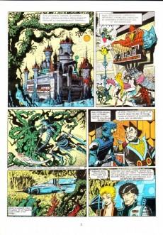 Extrait de Space Gordon - Les sept périls de Corvus