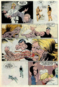 Extrait de Punisher Vol.02 (Marvel comics - 1987) (The) -22- Ninja trainning camp