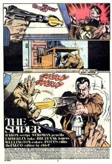 Extrait de Punisher Vol.02 (Marvel comics - 1987) (The) -19- The spider