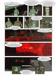 Extrait de Carmen Mc Callum - Code Mc Callum -5- Mercenaire