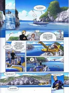 Extrait de Arctica -3- Le Passager de la Préhistoire