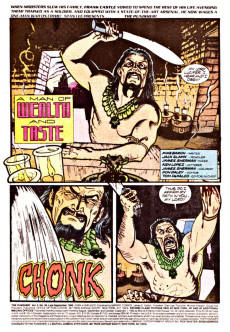 Extrait de Punisher Vol.02 (Marvel comics - 1987) (The) -39- Jigsaw puzzle part 5 : a man of wealth and taste