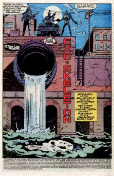 Extrait de Punisher Vol.02 (Marvel comics - 1987) (The) -34- Exo-skeleton