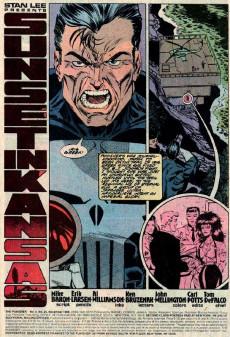 Extrait de Punisher Vol.02 (Marvel comics - 1987) (The) -25- Sunset in kansas