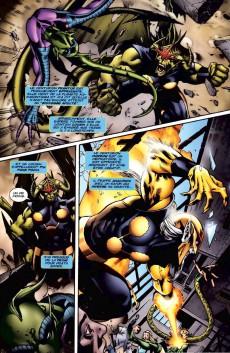 Extrait de Marvel Universe (Panini - 2007) -17- Les valeurs du Corps